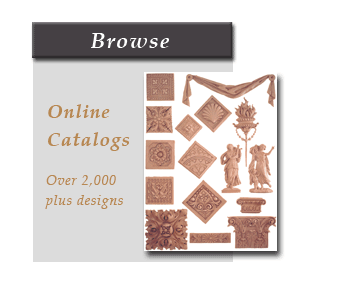 Browse for architectual ornaments
