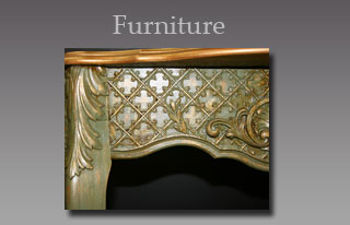 Appliques and Onlays for Furniture